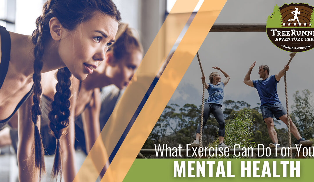 What Exercise Can Do For Your Mental Health