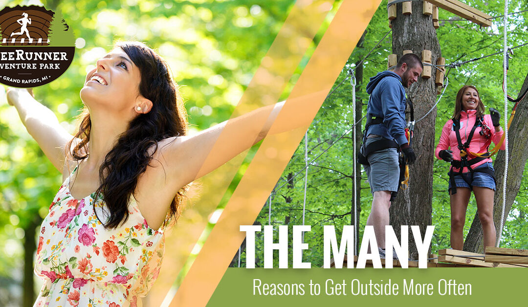 The Many Reasons to Get Outside More Often