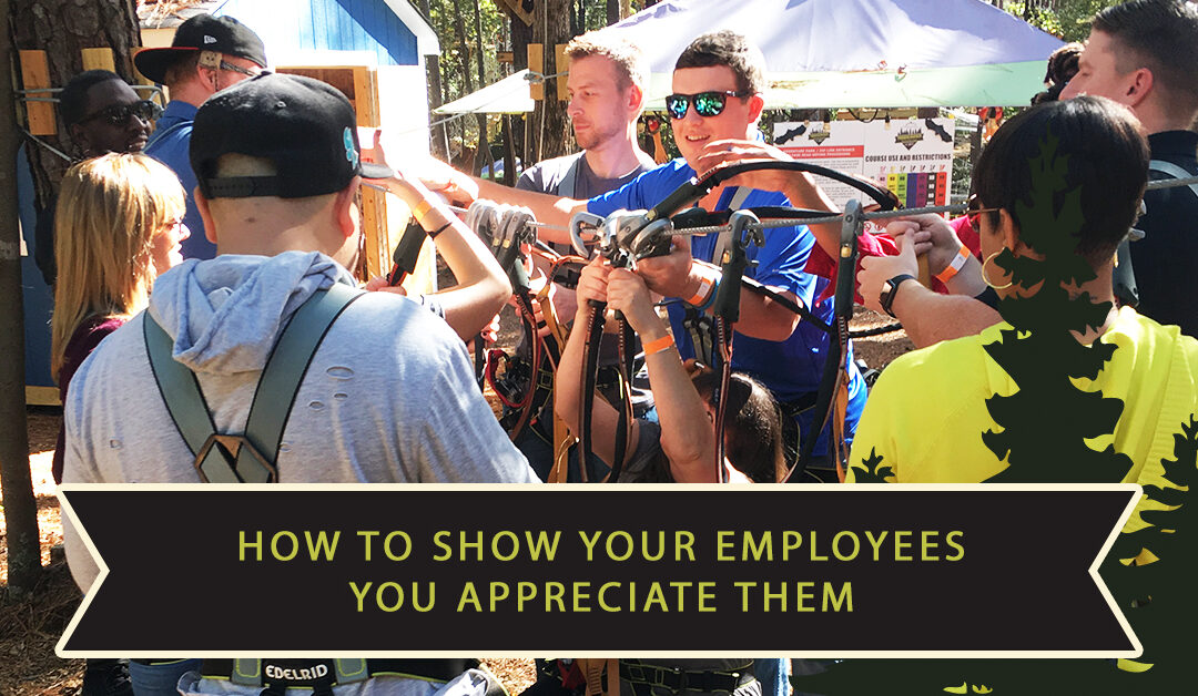 How To Show Your Employees You Appreciate Them