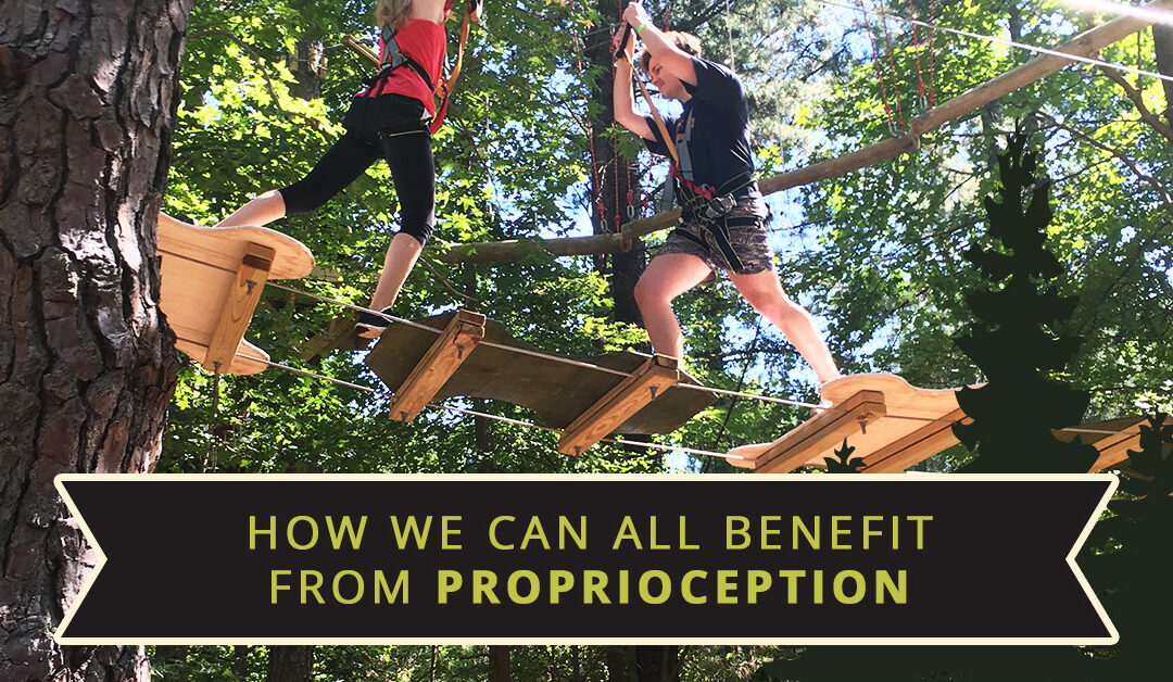 How We Can All Benefit From Proprioception