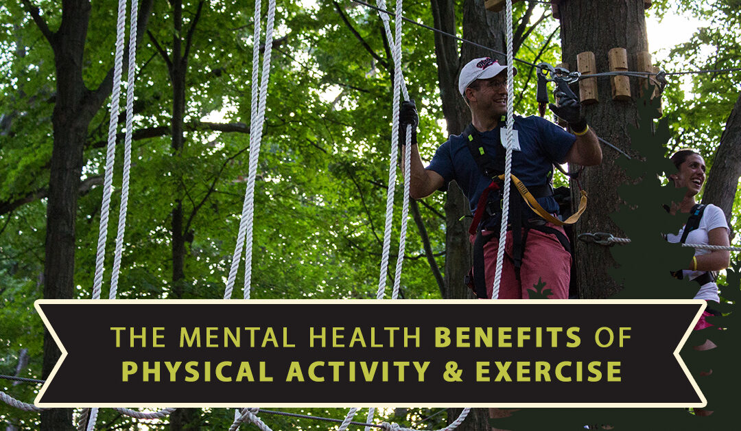 The Mental Health Benefits Of Physical Activity & Exercise