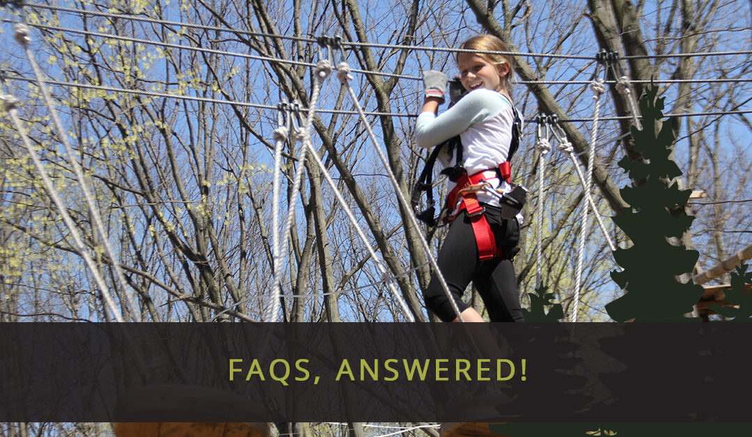 Aerial Adventure Parks – FAQs, Answered!